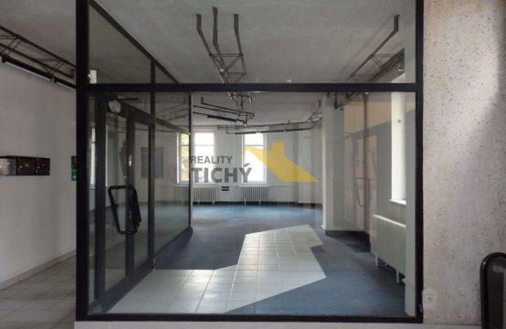 Pronájem, obchodní prostory v administrativní budově Rychnov nad Kněžnou &#8211&#x3B; NOVINKA