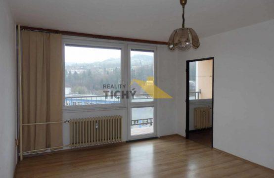 Prodej, velmi pěkný byt 1+1 s velkou lodžií Náchod &#8211&#x3B; REZERVACE