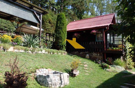 Prodej, chata se zahradou Velké Poříčí – PRODÁNO 2020