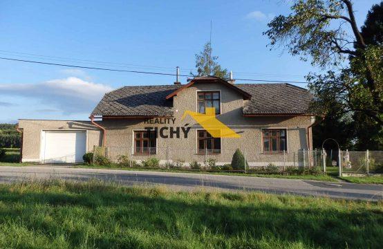 Prodej, pěkný rodinný dům Studnice – Zblov   REZERVACE