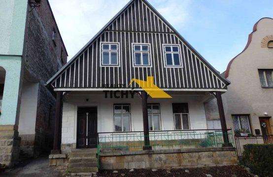 Prodej, pěkná poloroubená chalupa náměstí Stárkov – NOVINKA