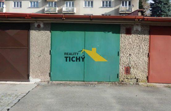 Prodej, řadová garáž Hronov – NOVINKA