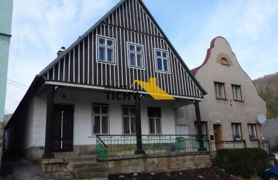 Prodej, pěkný rodinný dům náměstí Stárkov – NOVINKA