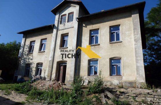 Prodej, rodinný dům s byty Starkoč, započatá rekonstrukce – NOVINKA