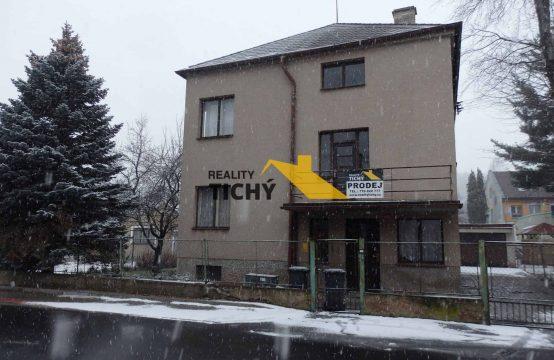 Prodej, prvorepubliková vila Náchod – Běloves – REZERVACE