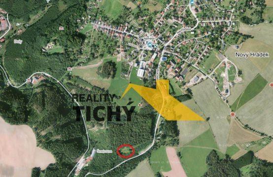 Prodej, pozemek Nový Hrádek – NOVINKA