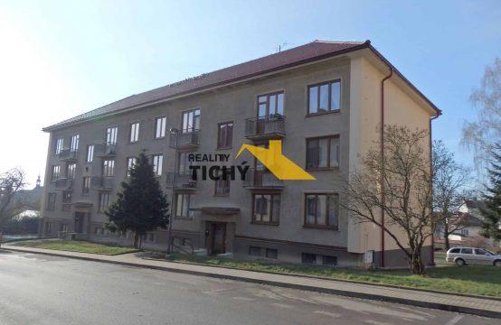 Pronájem, velmi pěkný byt 1+1 v Novém Městě nad Metují – PRONAJATO 2021