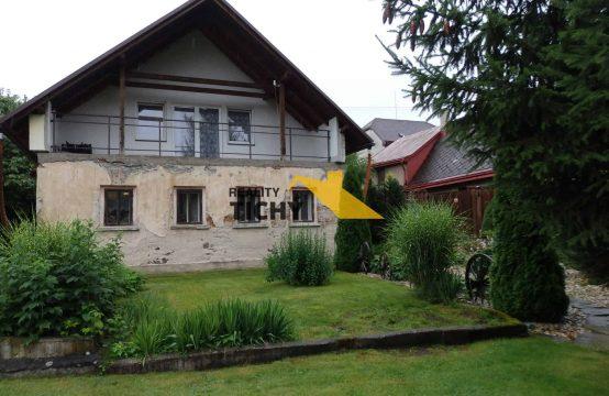 Prodej, velmi pěkný rodinný dům Červený Kostelec – REZERVACE